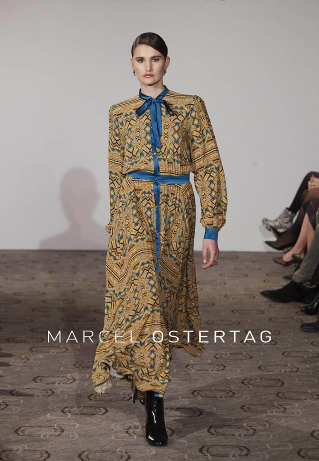 Ana Miguel - Marcel Ostertag - Berlin Fashion Week - Janeiro 2020 2
