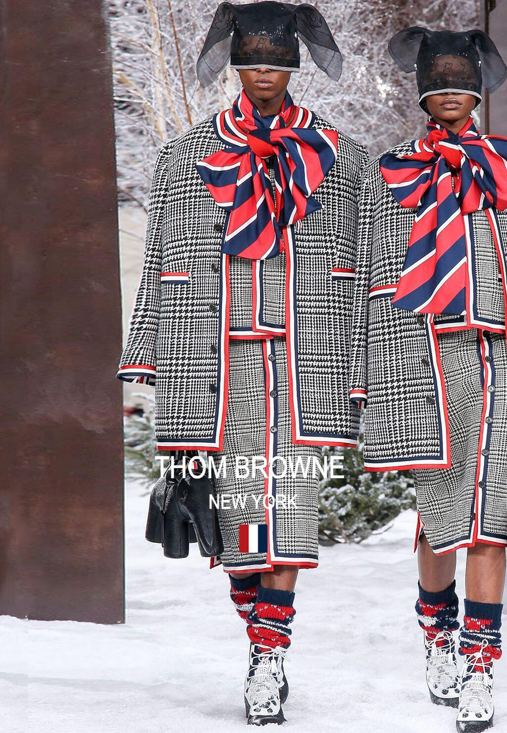 Fabio Thom Browne Paris Fashion Week - Fevereiro 2020
