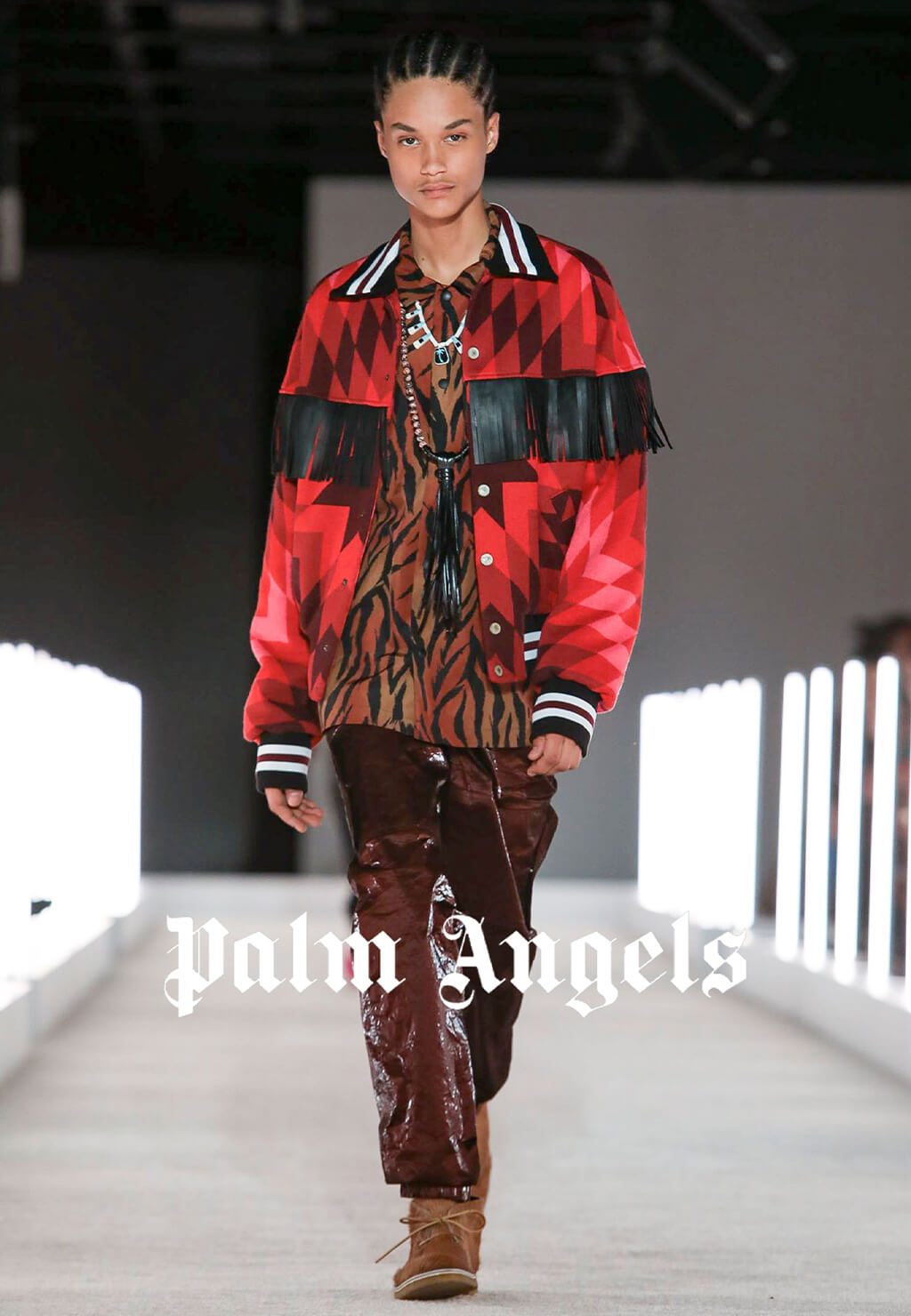 Joaquim Palm Angels NY Fashion Week - Fevrerio 2020