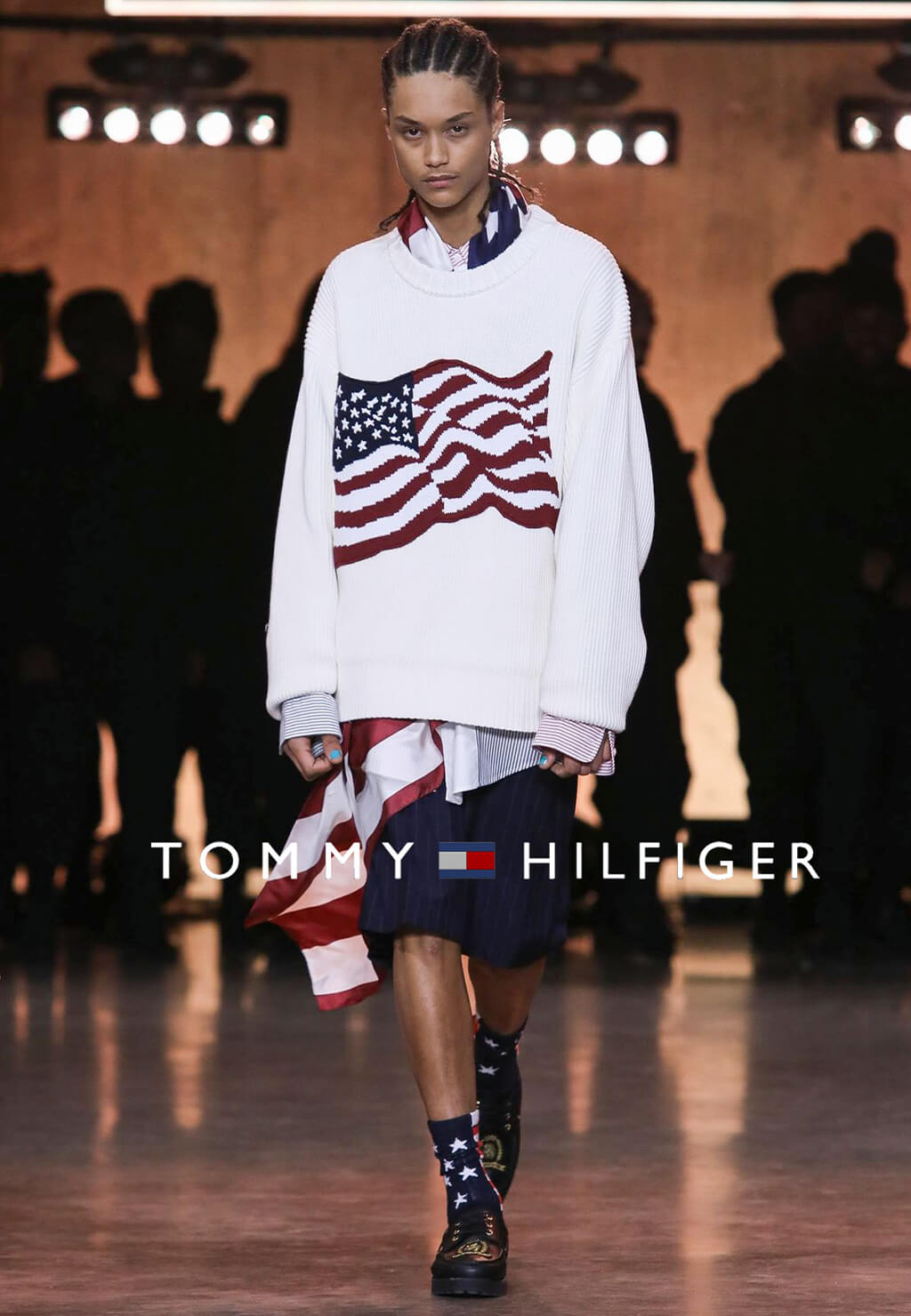 Joaquim Tommy Hilfiger FW London 2020