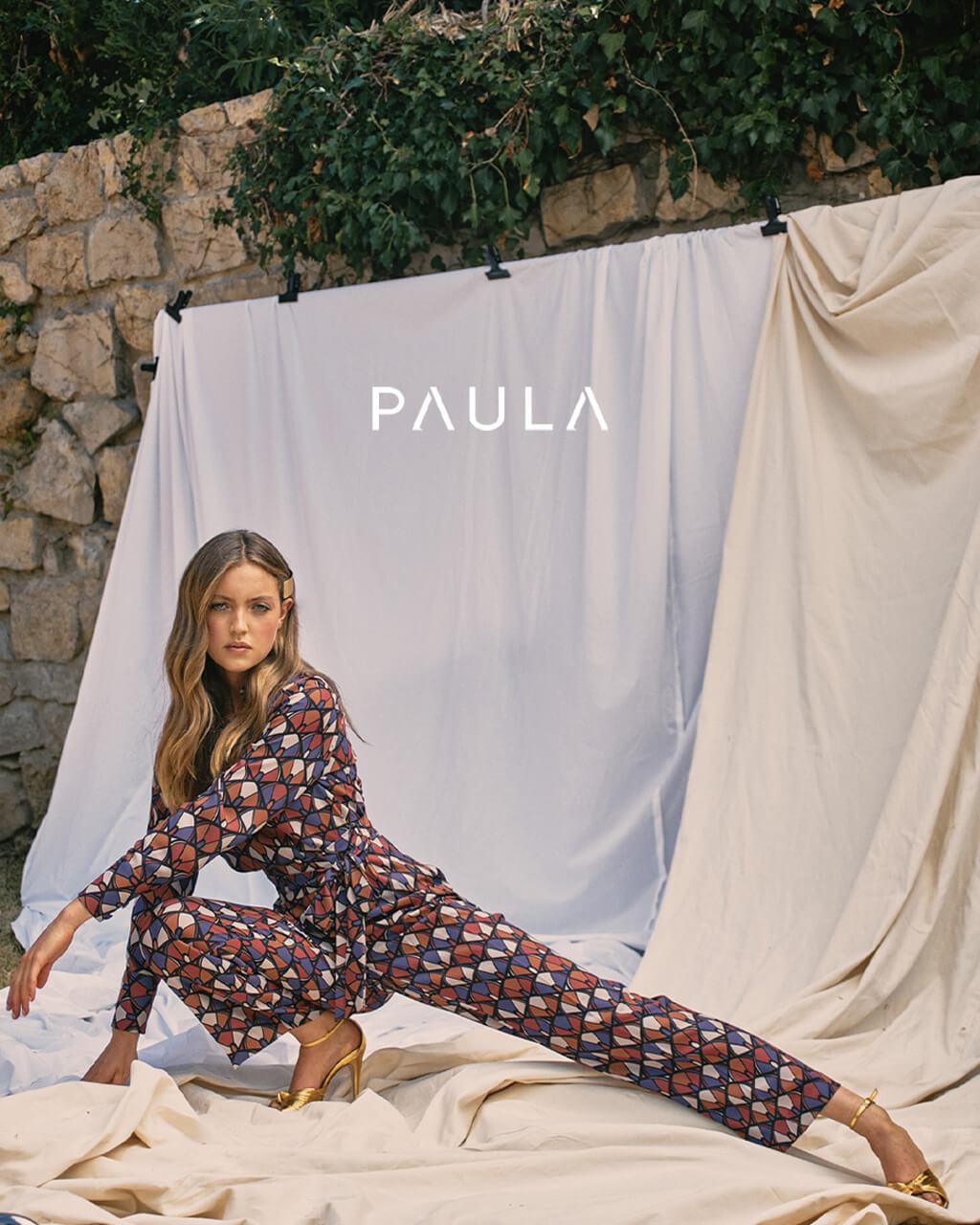 Maria Rosa - Meet Paula