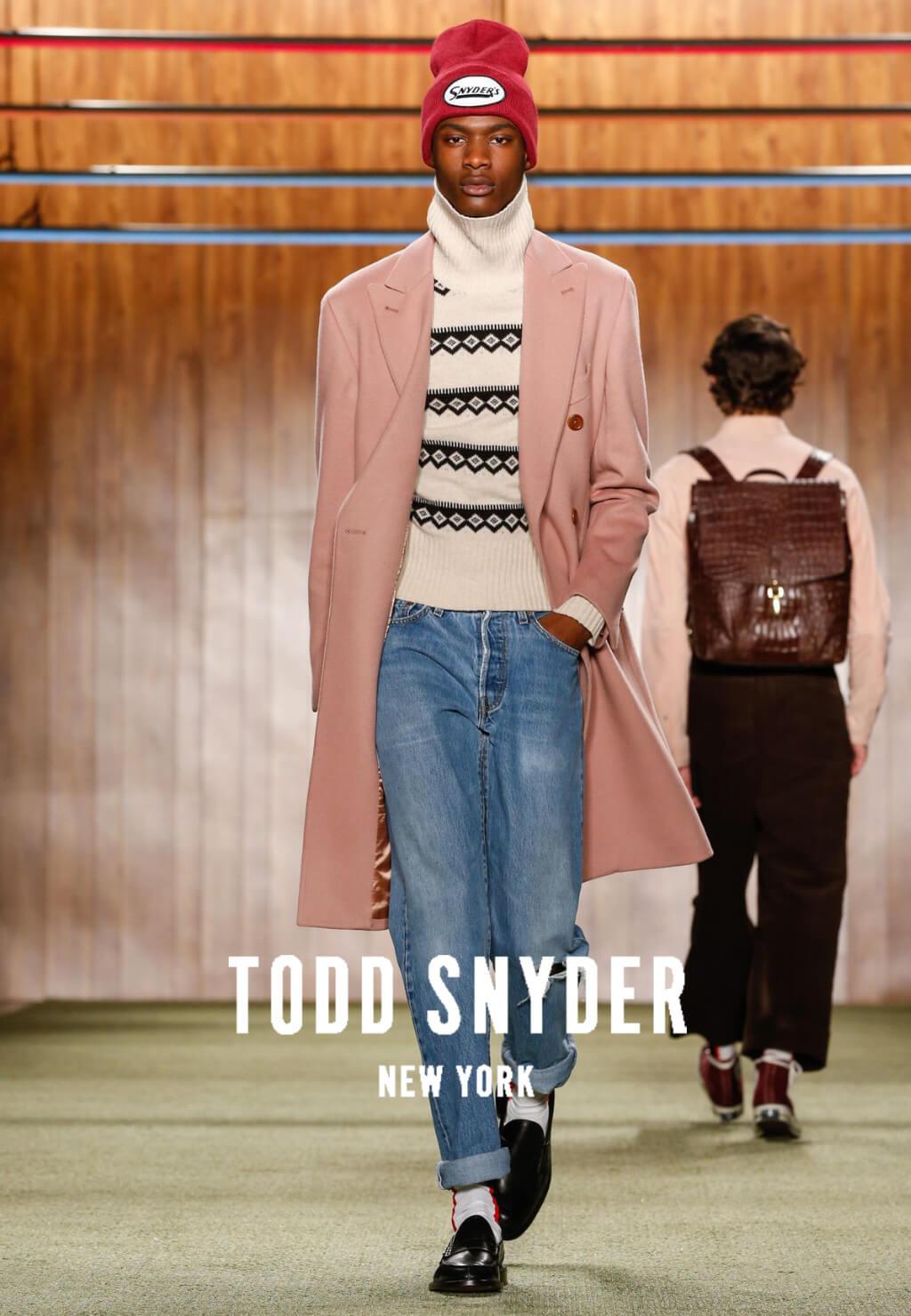 Rachide Todd Snyder