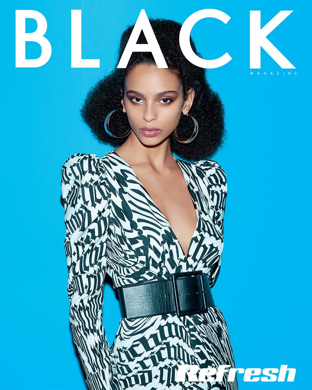 Raquel Brito - Black Magazine 2020