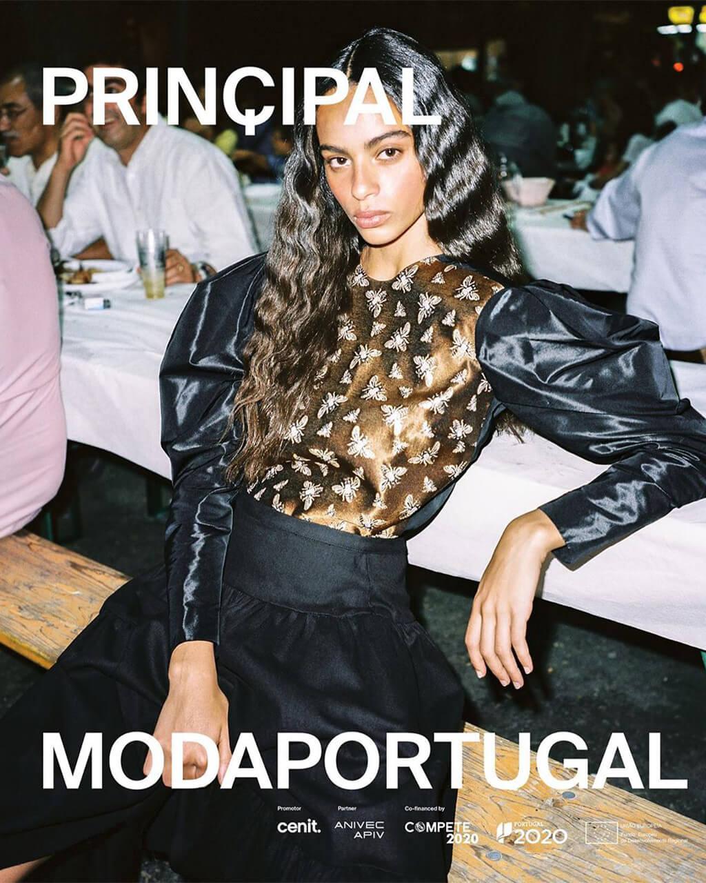 Raquel Brito - Principal Magazine