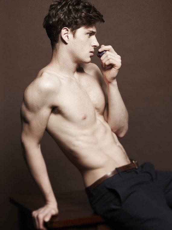 Model Men Lucas Mascarini