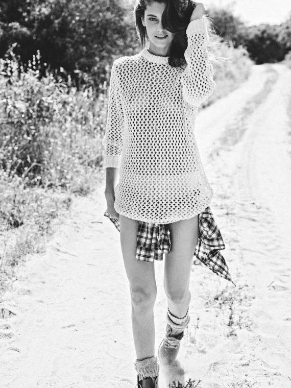 Model Women Elena Musteata