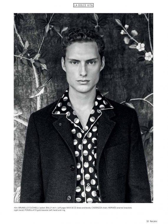 Model Men Gordon Bothe