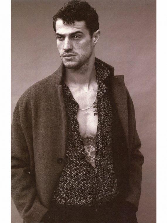 Model Men Andy Walters