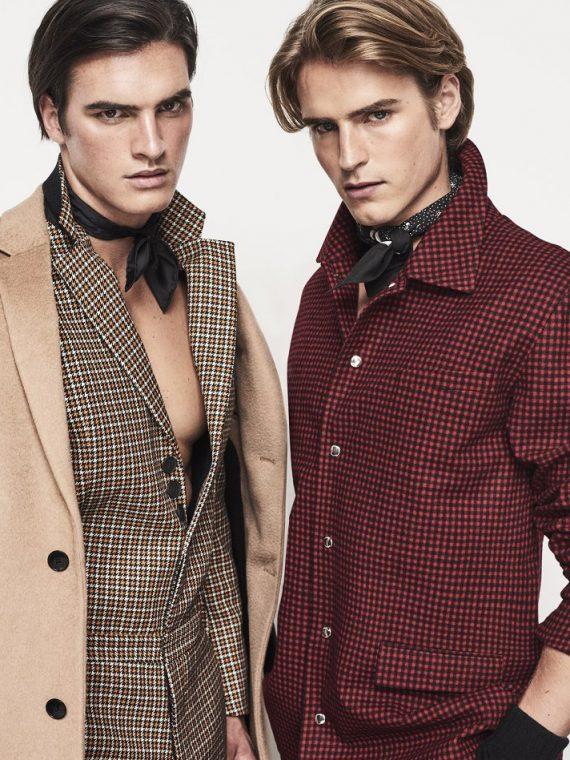 Model Men Anton Wormann