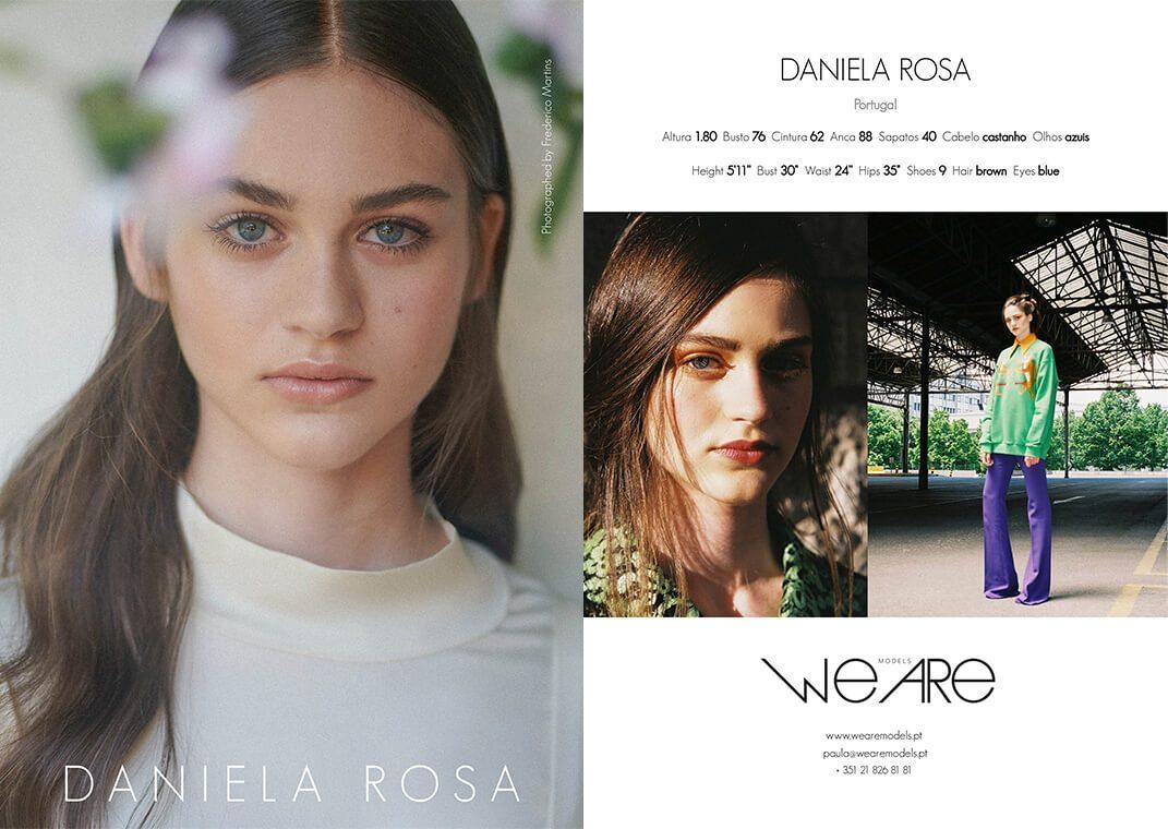 Model Women Daniela Rosa